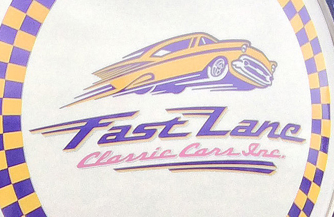 Thanks to our friends at Fast Lane Cars