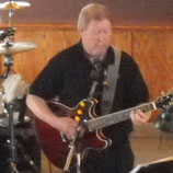 Doc Ben Jamming at Barrens Winery